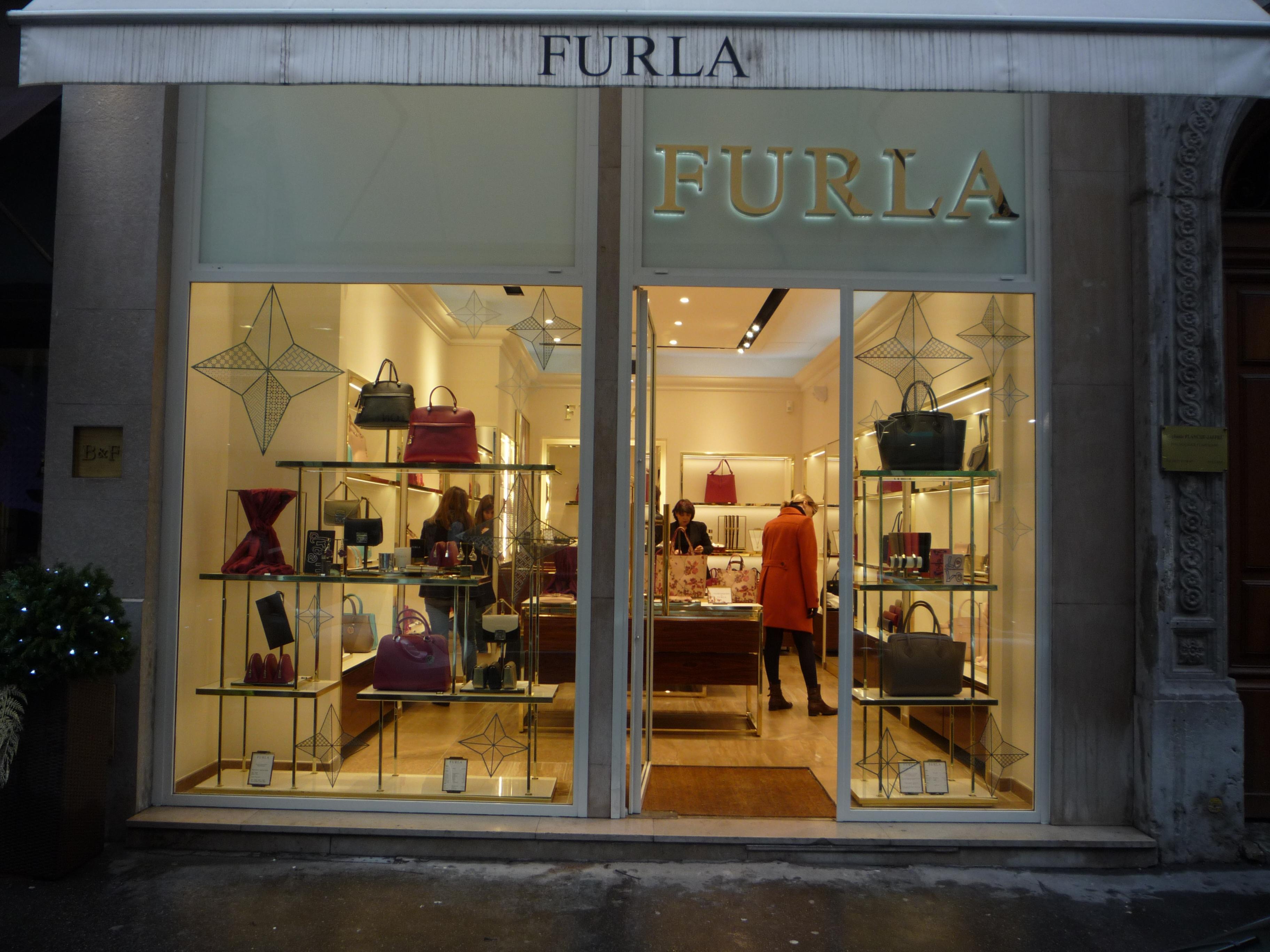 1321 Boutique Furla Lyon Damien Lagrange Architecte
